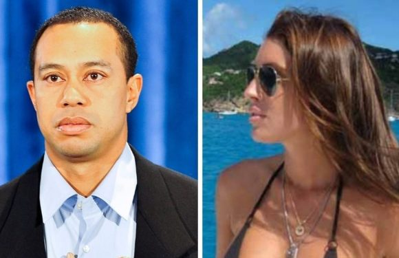 'Young college cutie types': Sordid new details of Tiger Woods' sex life