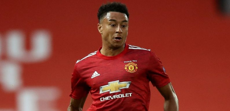Jesse Lingard offered Man Utd escape route after ex-teammates' intervention