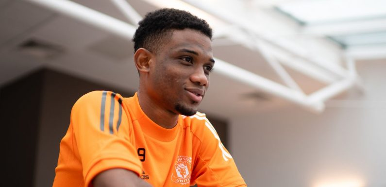 Amad Diallo finally arrives with the stakes set high for Man Utd's £37m gamble