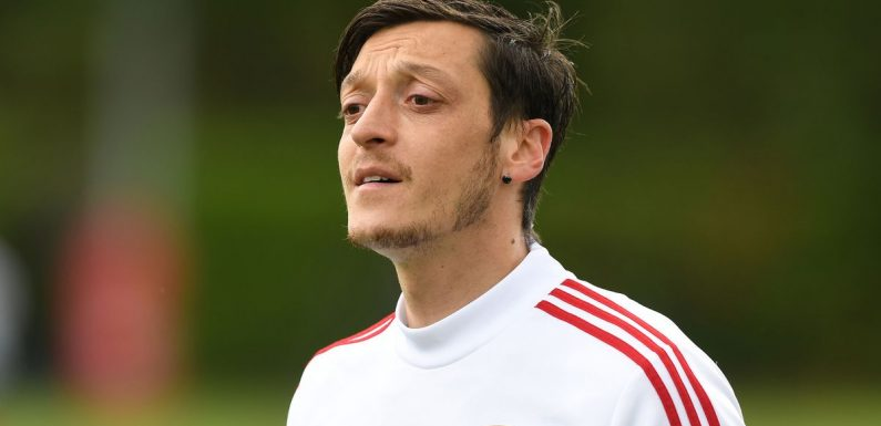 Arsenal transfer round-up as Ozil offered exit and Arteta 'expects' transfer