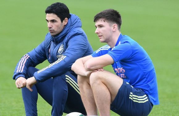 "Arteta explains concerns for Arsenal stars after avoiding Tierney ""risk"""