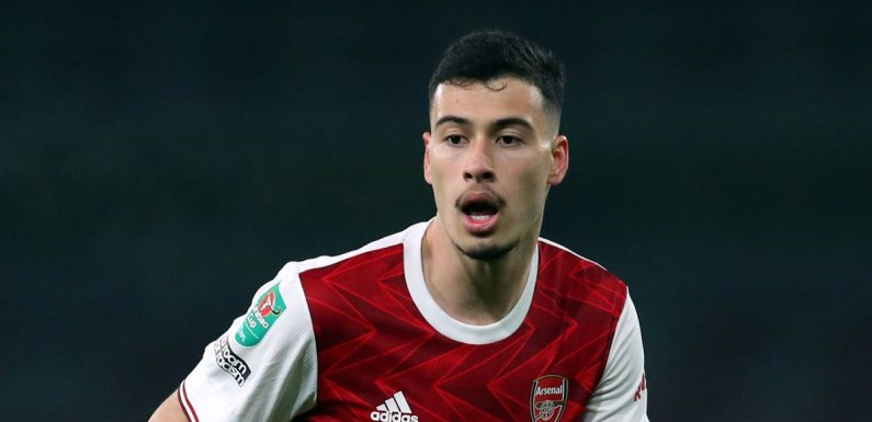 Gabriel Martinelli sent for scan as Mikel Arteta gives Arsenal injury update