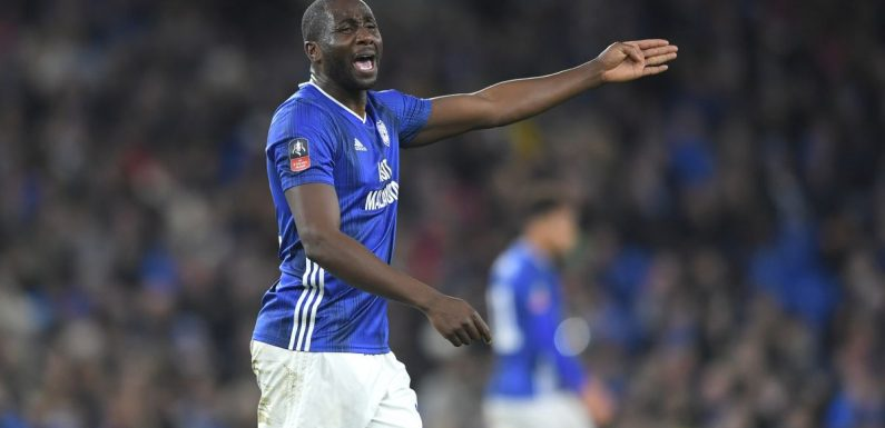 Cardiff City announce defender Sol Bamba is suffering from Non-Hodgkin lymphoma