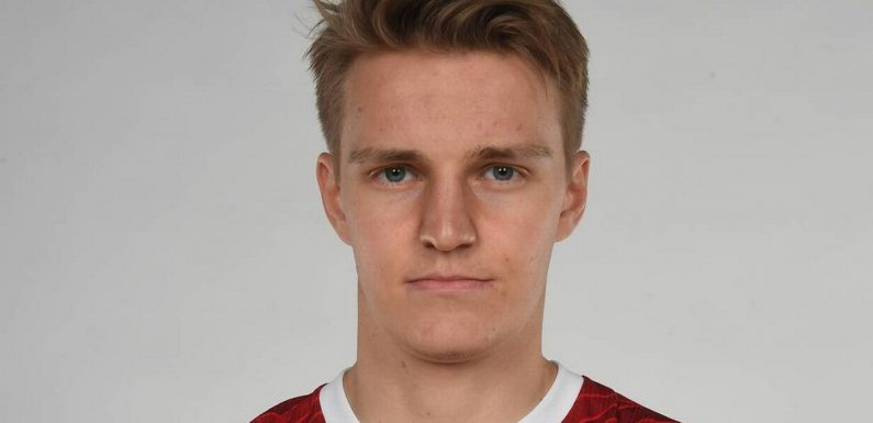 Arsenal complete loan signing of Martin Odegaard from Real Madrid