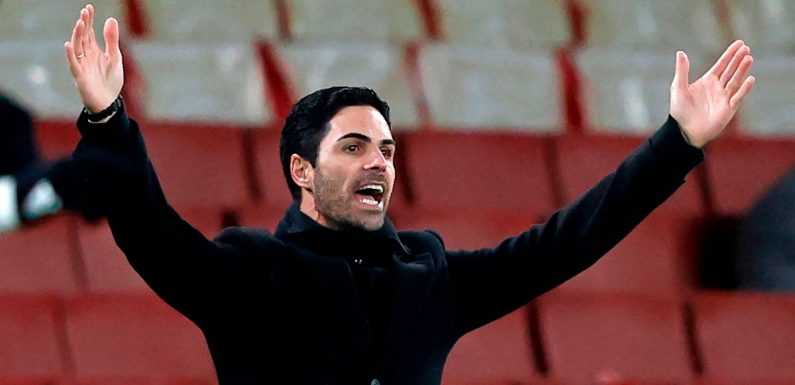 Arteta decision set to cost Arsenal sizeable fee after Crystal Palace game