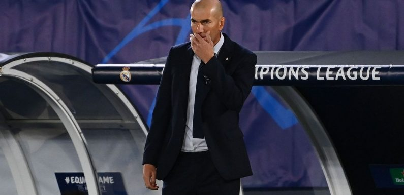 Zinedine Zidane casts doubt on Real Madrid future amid open La Liga title race