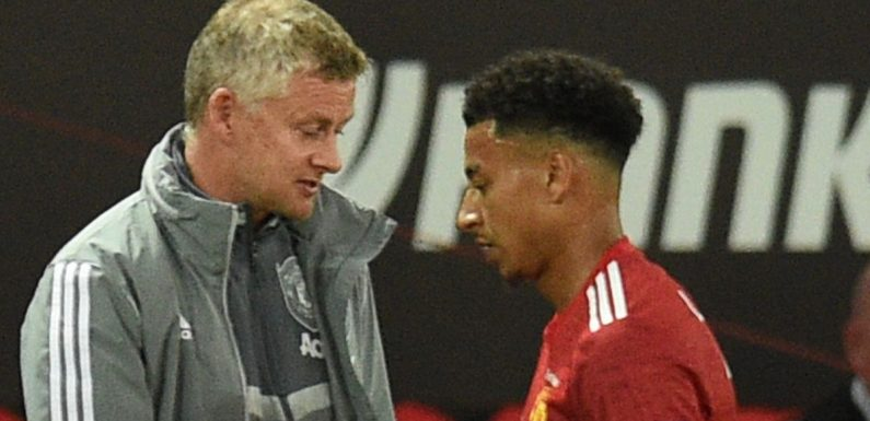 Man Utd boss Ole Gunnar Solskjaer makes Jesse Lingard transfer decision