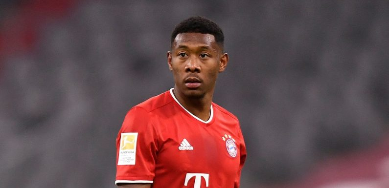 Liverpool held talks with David Alaba over Bayern Munich star's contract demands