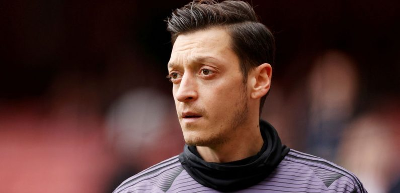 Mesut Ozil gives definitive verdict on Lionel Messi vs Cristiano Ronaldo debate