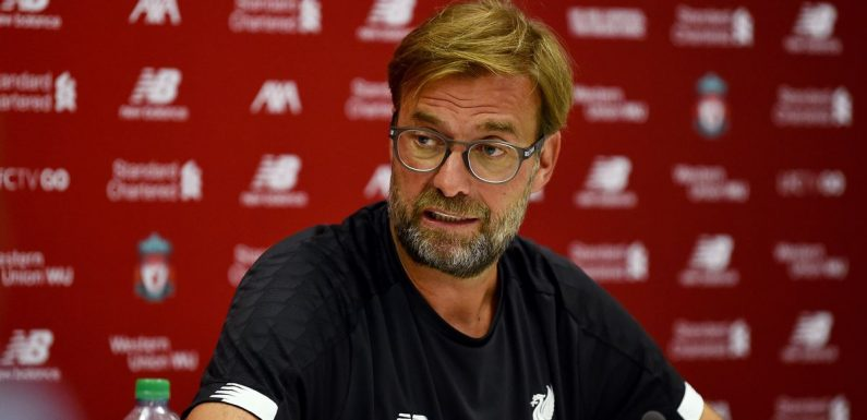 Liverpool transfer-news: Klopp opens up on centre-back plan as Balogun linked