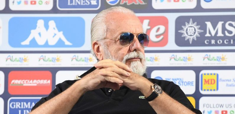 Napoli owner admits Liverpool's interest in Koulibaly's centre-back understudy