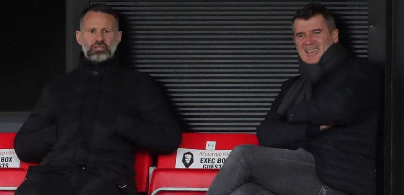Roy Keane and Ryan Giggs' role in Man Utd's unexpected title charge explained