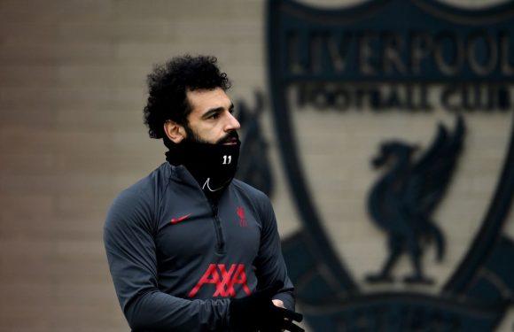 Liverpool's Virgil van Dijk decision shows Mo Salah's place in pecking order