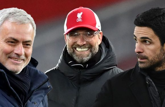 Top six most valuable UK clubs as Liverpool climb and Spurs leapfrog Arsenal