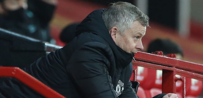 Solskjaer discusses major week for Man Utd as they bid for a 2013 repeat