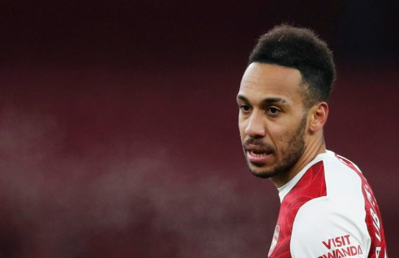 Arteta unsure over when Aubameyang will return from 'personal issue'