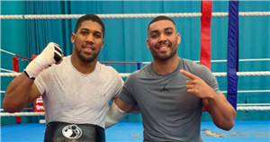 Anthony Joshua's sparring partner ready to launch his own world title quest