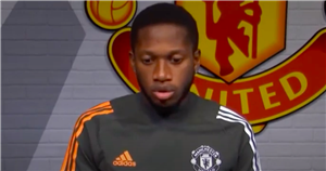 "Fred opens up on ""suffering"" he endured during debut season at Man Utd"