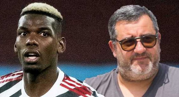 Raiola comment ridiculed after Pogba explains reason he wanted to leave Man Utd