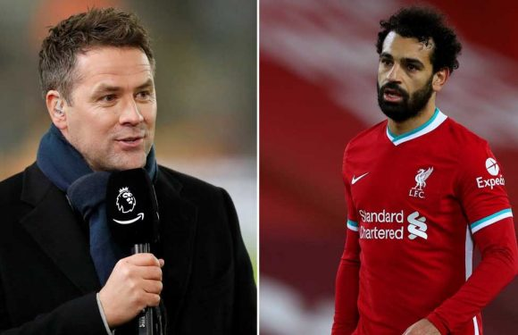 "Owen spots ""extreme"" Salah problem amid Liverpool's struggles in attack"