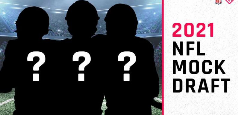 NFL mock draft 2021: Jets jump on Justin Fields; Dolphins, Patriots pick WR help; 49ers find next QB