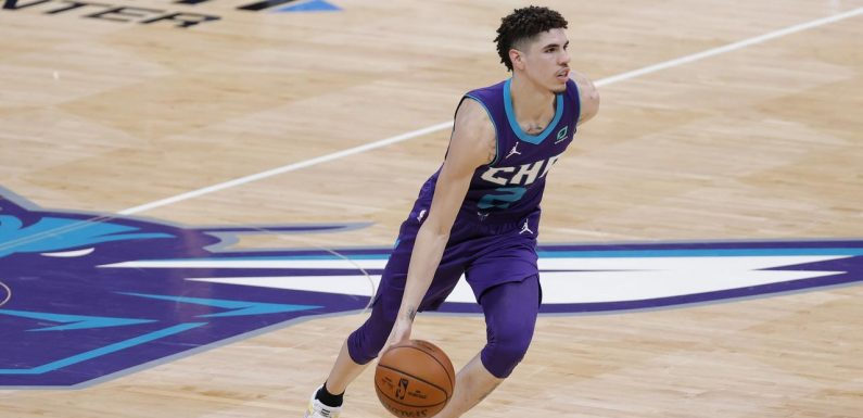 NBA Wrap: LaMelo Ball's triple-double freak show; AD blitzes Harden; Game postponed