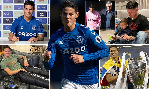 How 'impossible' signing Rodriguez is making a BIG impact at Everton