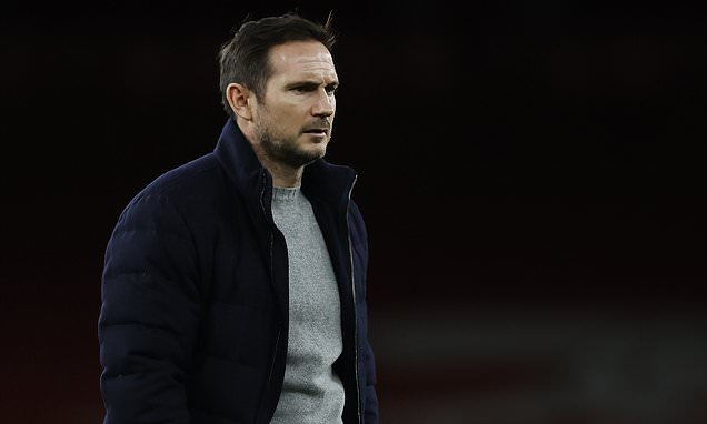 Frank Lampard confirms game against Manchester City is on for now