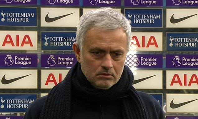 Mourinho dismisses idea of a Premier League two-week circuit-breaker