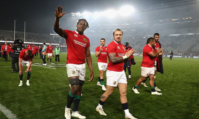 Lions' tour of South Africa could be moved to British and Irish soil