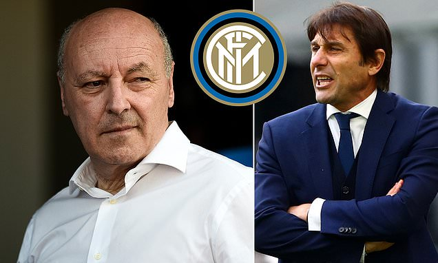 Inter Milan confirm they won't be making big investments in January