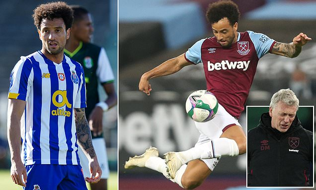 West Ham weigh-up 'terminating Felipe Anderson's loan at Porto'