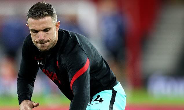 Southampton vs Liverpool – Premier League: live score and updates