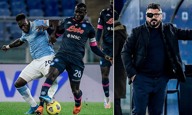 Gattuso 'reaches agreement with Napoli to extend contract until 2023'