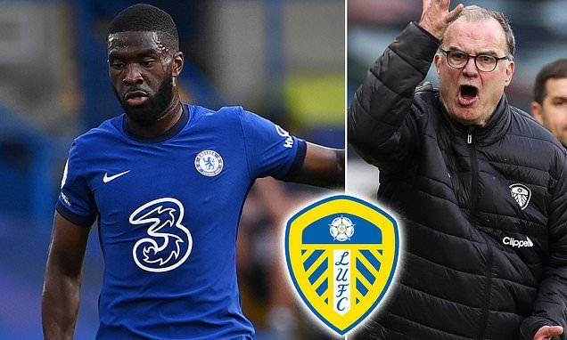 Leeds 'are plotting a move for Chelsea defender Fikayo Tomori'