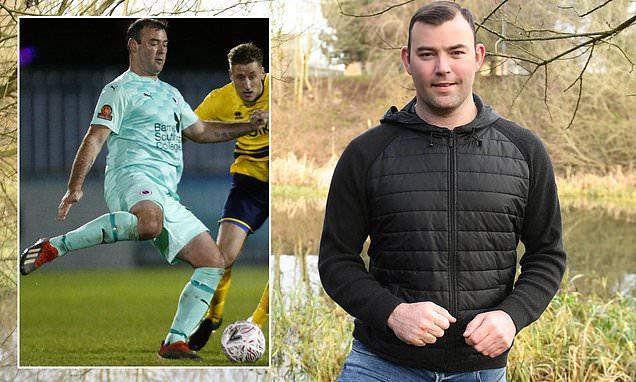 Matt Rhead dreaming of more FA Cup glory with Boreham Wood