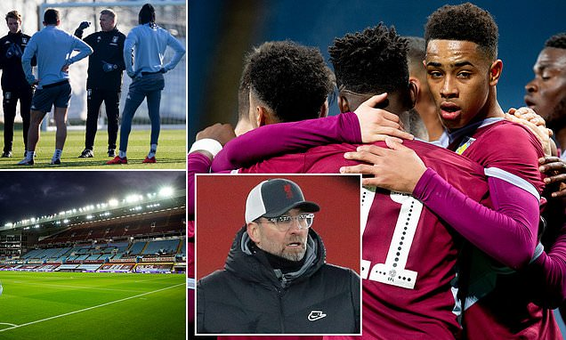 Aston Villa's FA Cup third round clash with Liverpool is ON