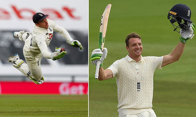 Buttler keen to build on confidence gained after saving Test career