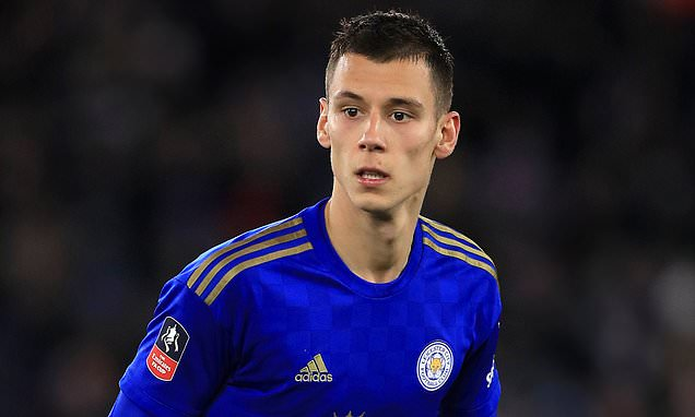 Leicester defender Benkovic to join Belgian side OH Leuven on loan