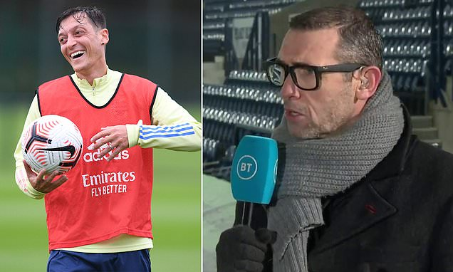 Keown hits out at Ozil for 'undermining' Arsenal and 'conning' fans