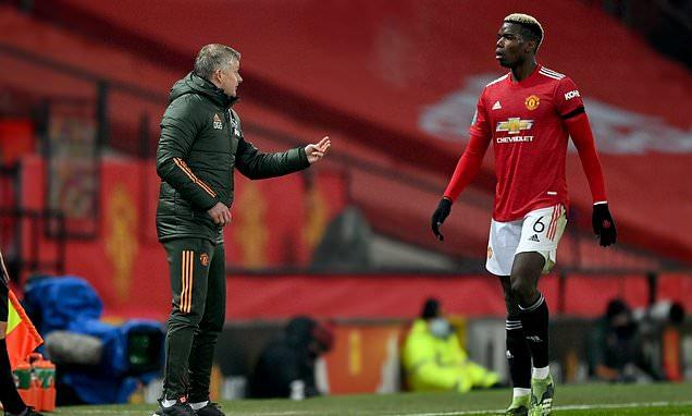 Solskjaer hopeful of triply injury boost ahead of Liverpool clash