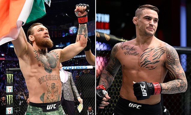 McGregor vows to knock out Poirier in first minute of UFC 257 clash