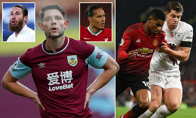 The man between Manchester United and first place: James Tarkowski