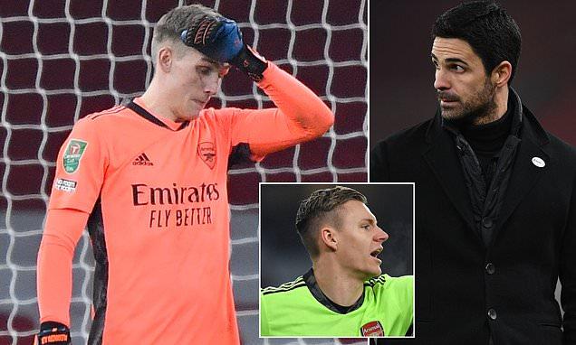 Arsenal boss Mikel Arteta reveals plans to sign a new goalkeeper