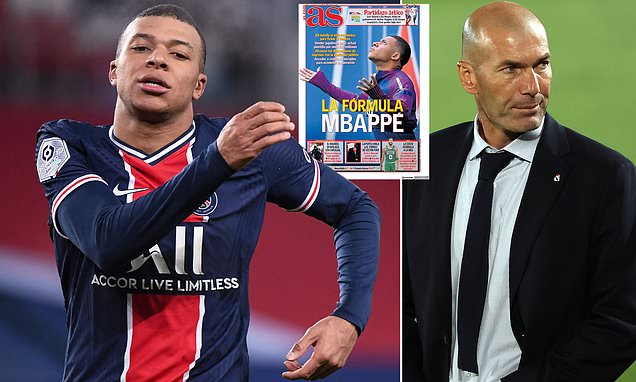 Real Madrid ready to step up 'Operation Mbappe' to sign PSG striker