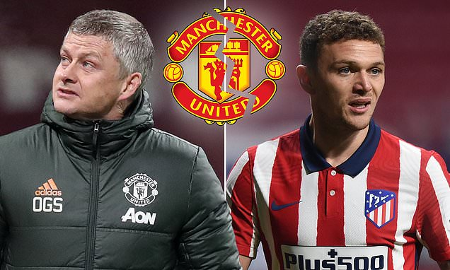 Manchester United 'shelved plans to sign Kieran Trippier this month'