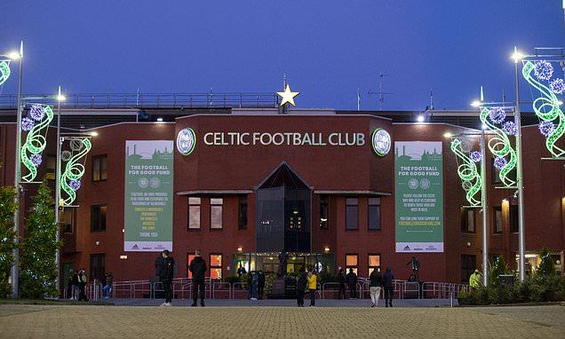 Celtic place ENTIRE Under 18 squad on furlough