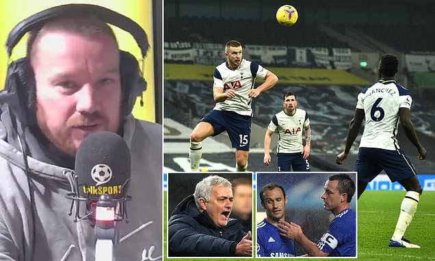 O'Hara hits out at Spurs' fragile mentality after draw against Fulham