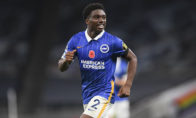 Lamptey on the verge of signing a new and improved dealwith Brighton