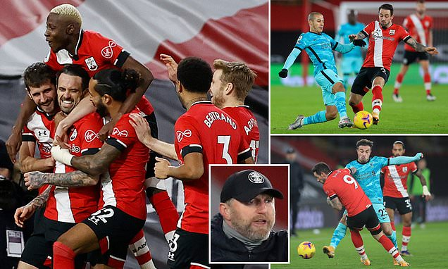 Ralph Hasenhuttl reveals Danny Ings has tested positive for Covid
